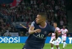 Gol de Mbappé para el 1-0 del PSG vs. RB Leipzig por la Champions League | VIDEO
