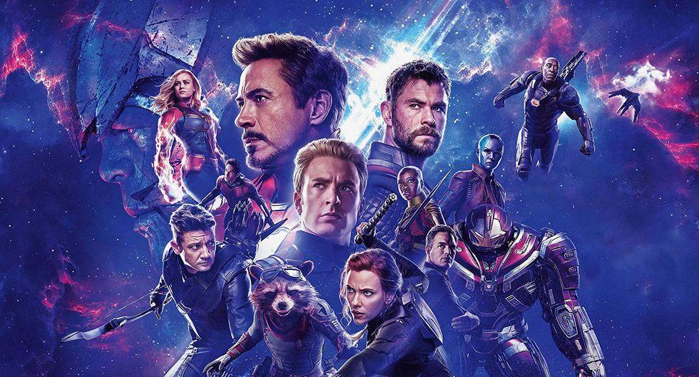 """El equipo encabezado por Tony Stark / Iron–Man (Robert Downey Jr.) en """"Avengers: Endgame"""", dispuesto a sacrificarse con tal de parar a Thanos"""