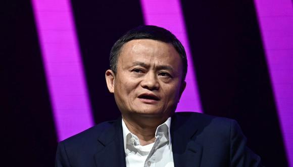 Jack Ma, fundador de Alibaba, lleva varios meses sin ser visto en público. (Foto de archivo: AFP)