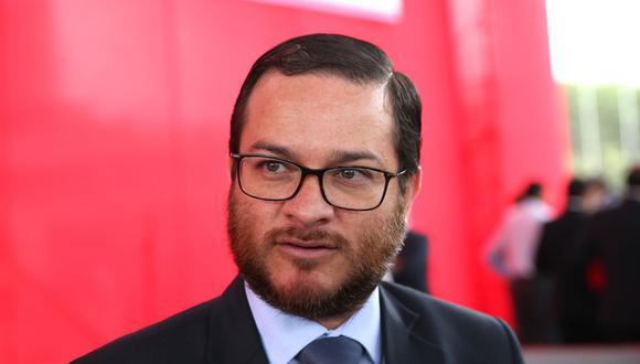 Edgar Vásquez se venía desempeñando como viceministro de Comercio Exterior desde el 2012.