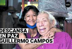 Fallece Guillermo Campos