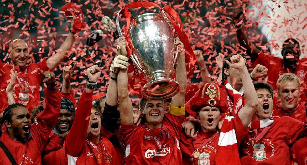 Steven Gerrard cumple 36 años y así lo recuerda la UEFA [FOTOS] - 4