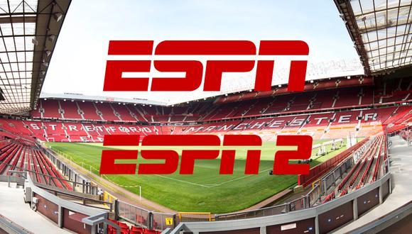 ESPN 2 es la señal principal en Latinoamérica encargada de transmitir los eventos más importantes de fútbol | Foto: Composición
