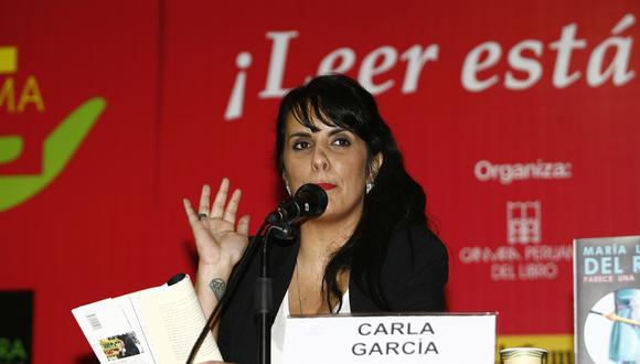 Carla García buscará ser candidata al Congreso por el Apra para las elecciones 2021. (Foto: GEC)