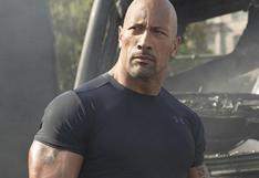 """""""Rápidos y furiosos"""": Dwayne Johnson no participará en las próximas entregas"""