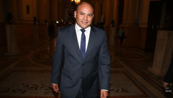 Joaquín Ramírez renunció a su militancia en Fuerza Popular