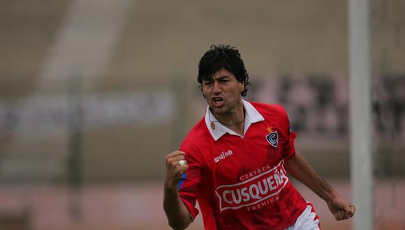Sergio Ibarra llegó a Cienciano en 2004, regresando en 2010. (Foto: Enrique Cúneo / Archivo El Comercio)