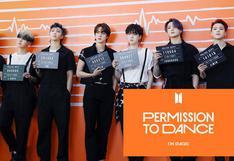 BTS: ¿Cómo disfrutar el concierto online 'Permission to Dance on Stage'?