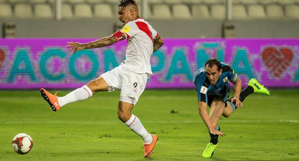 Paolo Guerrero le ha marcado cuatro goles a la selección uruguaya. (Foto: GEC)