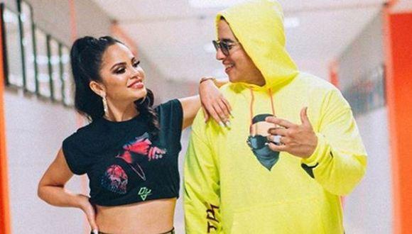 Natti Natasha y Daddy Yankee desde hace muchos años cultivan una amistad que ha sido confudida por muchos (Foto: Instagram)