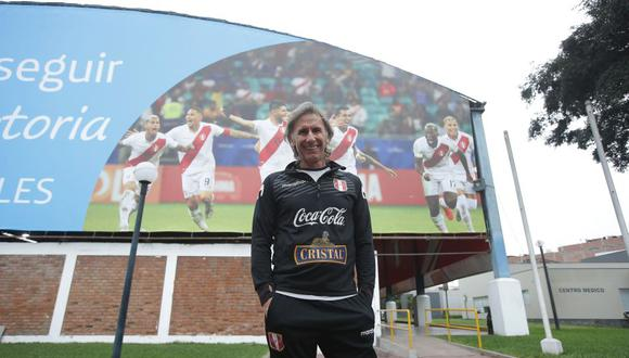Selección peruana: conoce la lista completa de convocados por Ricardo Gareca | Foto: Jesús Saucedo/GEC