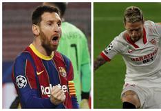 Barcelona - Sevilla: cómo y dónde ver el partidazo por LaLiga Santander