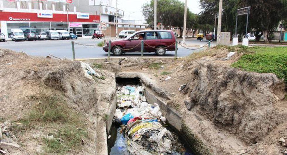 El Niño: detectan 56 puntos de posible inundación en Chiclayo