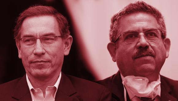Presidente Martín Vizcarra va observando 15 leyes por exceso de facultades en el Congreso