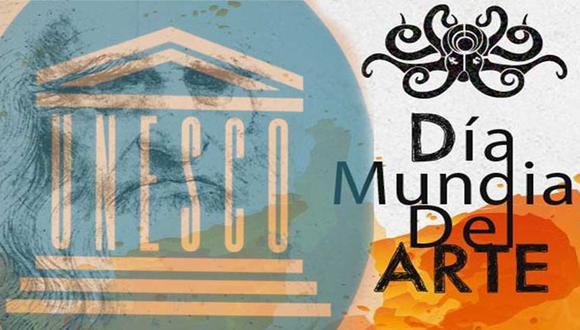 El Día Mundial del Arte será conmemorado en todo el mundo. (Foto: Prensa Latina)