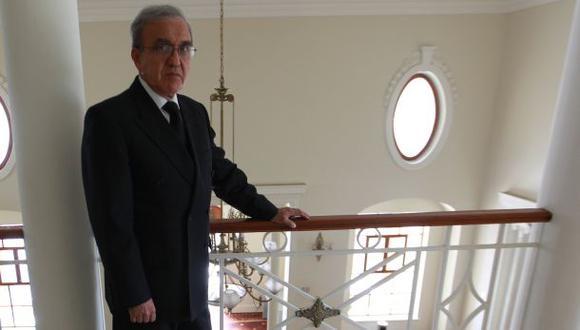 Chavín de Huantar: Hugo Sivina dio su testimonio a la CIDH