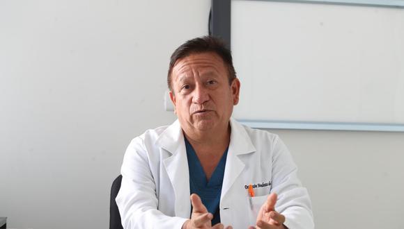 Gastón Mendoza, CEO de Detecta, señala que el emprendedor debe amar lo que hace y ser una persona de valores. (Foto: Rolly Reyna)