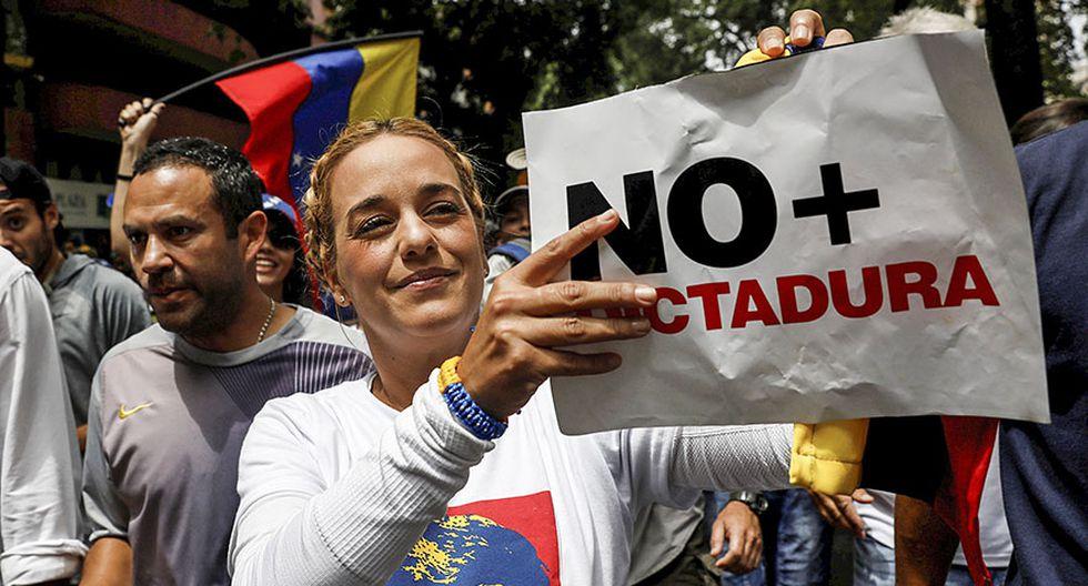 """Venezuela: """"La madre de todas las marchas"""" contra Maduro - 2"""