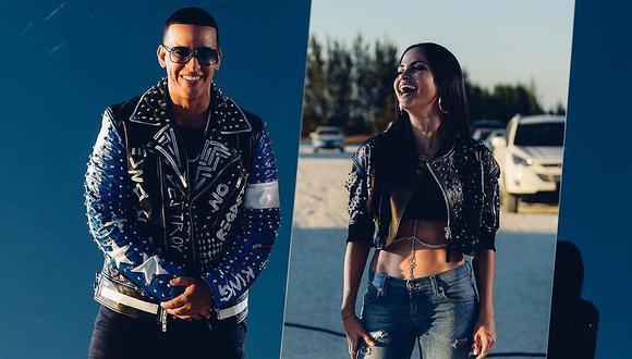 Natti Natasha comparte emotivo recuerdo junto a Daddy Yankee. (Foto: @nattinatasha)