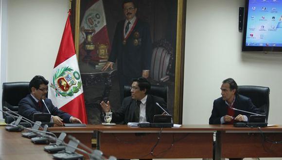 La comisión Orellana sesionará los dias lunes y martes durante el mes de julio y luego una vez por semana a partir de agosto