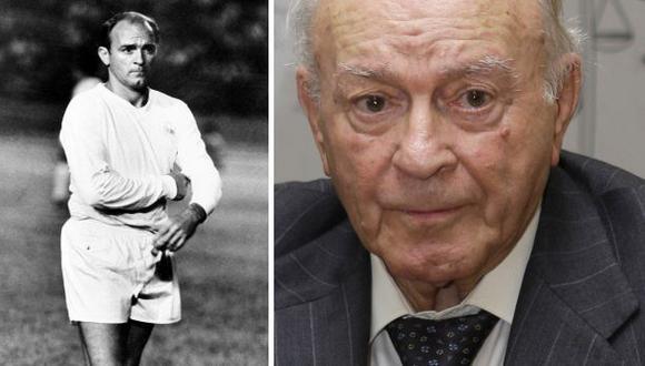 Falleció Alfredo Di Stéfano a los 88 años de edad
