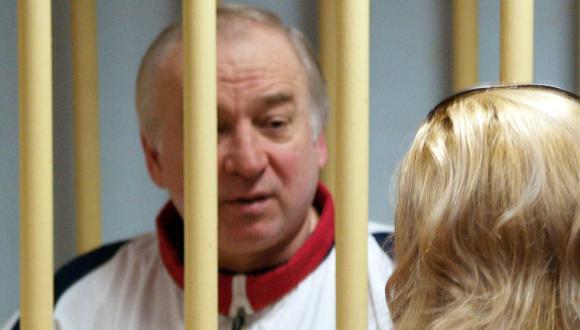 ¿A quién beneficiaría la muerte del antiguo espía ruso Serguei Skripal? (AFP).