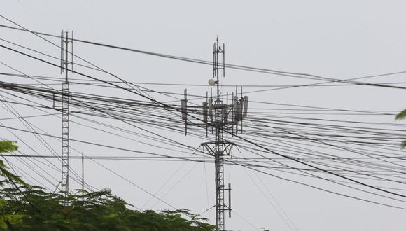 El número estimado de antenas podría ser menor en caso se implementen acuerdos de uso compartido pasivo o activo entre los operadores. (Foto: GEC)