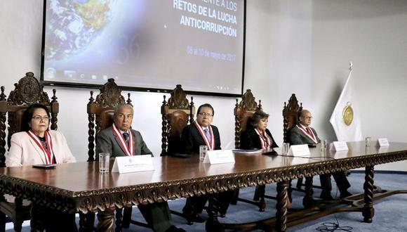 """Fiscal de la Nación: Caso Odebrecht """"avanza a pie firme"""""""