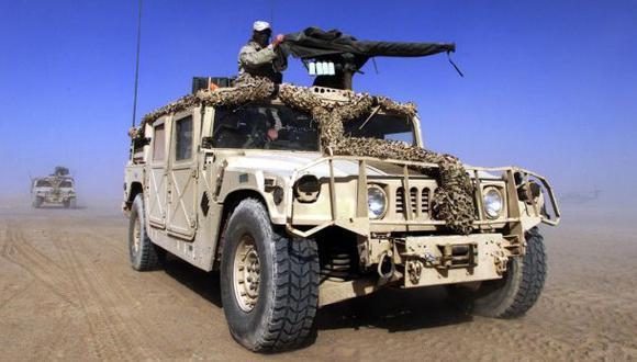 Estado Islámico se apoderó de 2.300 vehículos blindados en Iraq