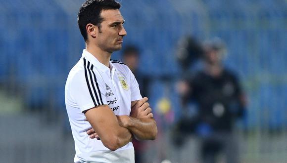 """Lionel Scaloni opinó sobre Uruguay: """"Es una de las mejores selecciones del mundo"""""""