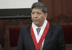 Magistrado del TC Carlos Ramos será el ponente sobre demanda contra disolución del Congreso