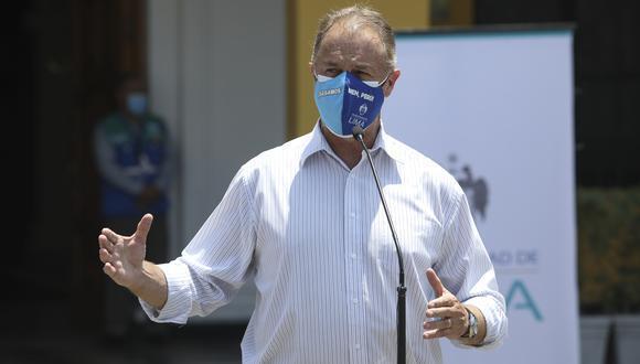 El alcalde de Lima advirtió que la medida de nacionalizar el gas de Camisea es perjudicial.  Foto: archivo GEC