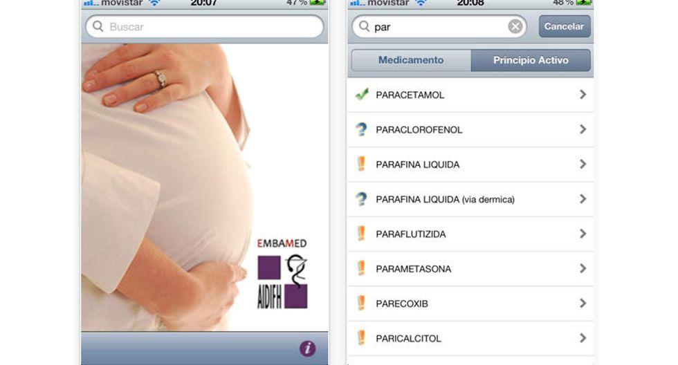 7 apps para embarazadas que te ayudarán durante la gestación - 9