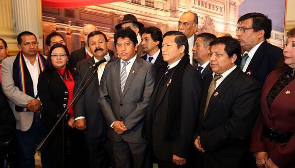 """Gana Perú: """"Fiscalización no debe usarse para persecución"""""""