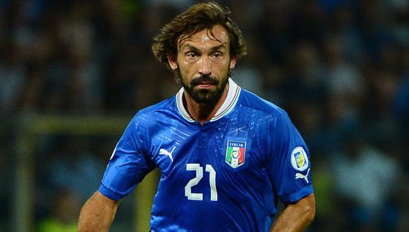 Andrea Pirlo se prepara para ser entrenador en los próximos meses. (Foto: AFP)