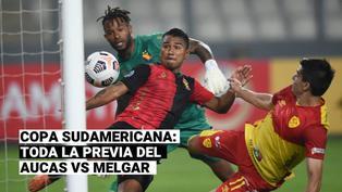 Aucas vs. Melgar: la previa del partido por la cuarta fecha de la Copa Sudamericana