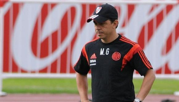 Marcelo Gallardo tiene contrato con River Plate hasta diciembre del 2021. (Foto: River Plate)