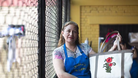 Historias tras las rejas: 5 mujeres empresarias construyen sus sueños desde el penal Santa Mónica. Foto: Renzo Salazar.