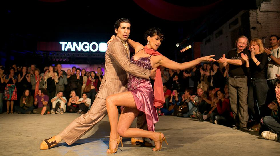 Disfruta de Buenos Aires en el mes del tango  - 1