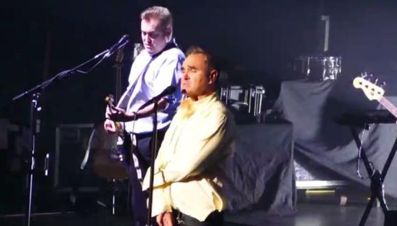 Morrissey cantó un tema de Ramones y este fue el resultado