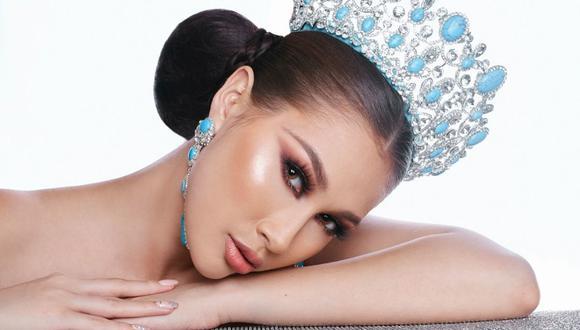Tiffany Yoko Chong sufrió un accidente el pasado 5 de octubre. Tiene múltiples fracturas y lesiones. (Foto: Cortesía / Nuestra Belleza Peruana).