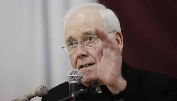 El papa Francisco aceptó la renuncia del obispo Richard Malone tras las críticas generalizadas sobre cómo manejó acusaciones de mala conducta sexual del clero. (Foto AP/Archivo).