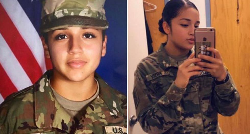 La madre de Vanessa Guillén declaró que la joven soldado le había confesdado que fue acosada por un sargento en Fort Hood. (Foto: Twitter)