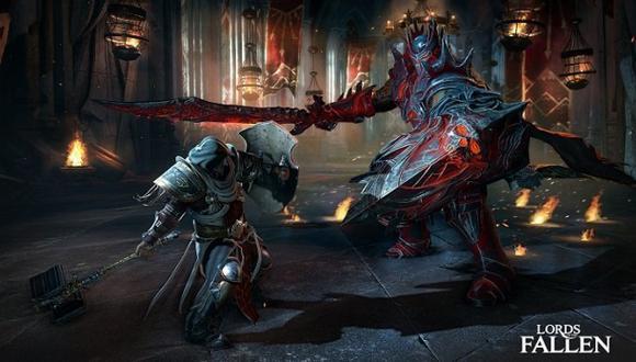 Bandai Namco presenta un nuevo tráiler de Lords of the Fallen
