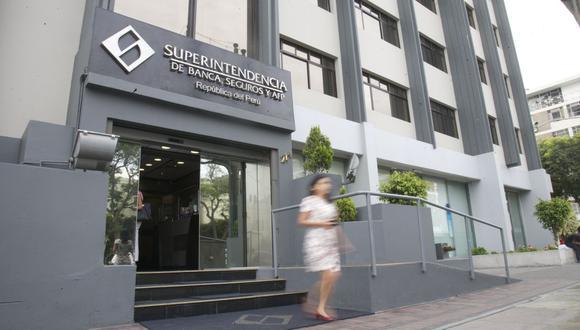 La SBS prohibió iniciar procesos judiciales o administrativos contra Shefa. (Foto: GEC)
