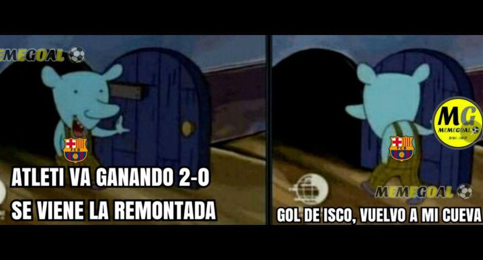 Real Madrid vs. Atlético Madrid: los memes de la semifinal - 5
