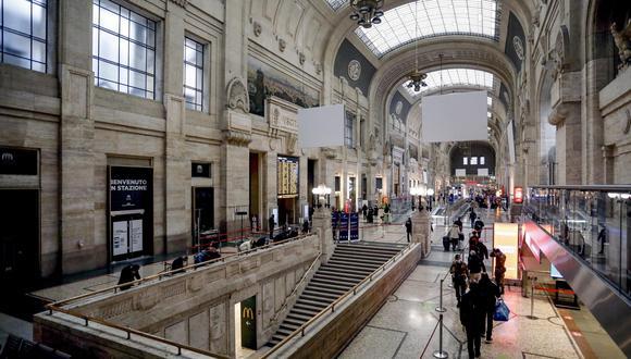 Coronavirus en Italia   Últimas noticias   Último minuto: reporte de infectados y muertos hoy, lunes 21 de diciembre del 2020   Covid-19   EFE/EPA/Mourad Balti Touati