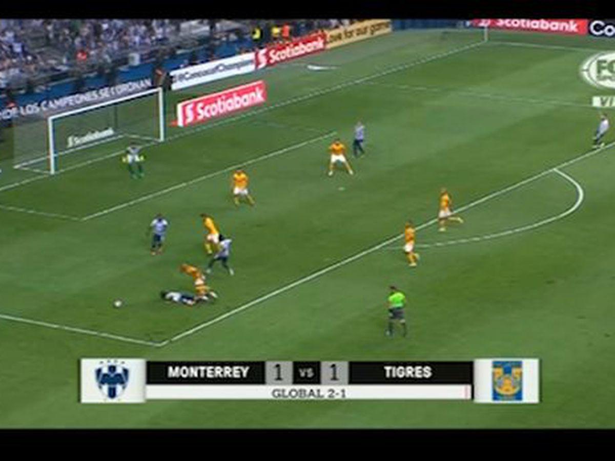 90 Minutos De Futbol En Vivo Por Internet monterrey vs. tigres: resumen del empate en el bbva bancomer.  video