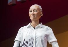 """Robot Sophia: """"El espíritu humano es increíble y nada puede matarlo"""""""