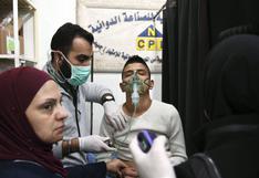 Siria utilizó armas químicas en el 2018 en la ciudad de Saraqib, afirma organismo internacional